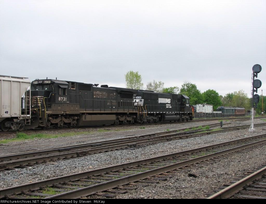 NS 8731