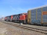 CN 5750 & CN 9530
