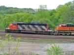 CN 5247 & BNSF 1100