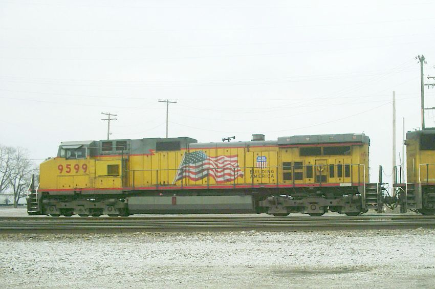 UP 9599