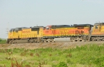 UP 4031 and BNSF 4360