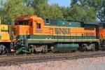 BNSF 882 north