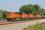 BNSF 5749 west