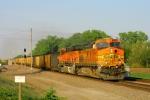 BNSF 5614 East