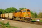 BNSF 9678 West
