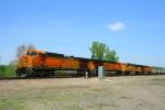BNSF 5667 West
