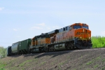 BNSF 7605 North