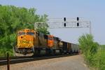 BNSF 9871 west