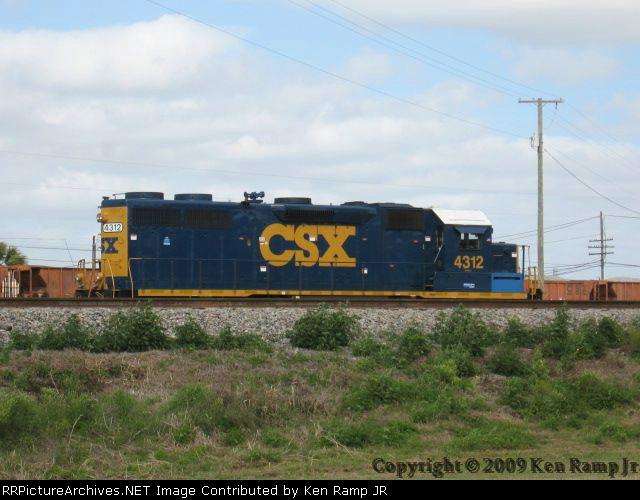 CSX #4312