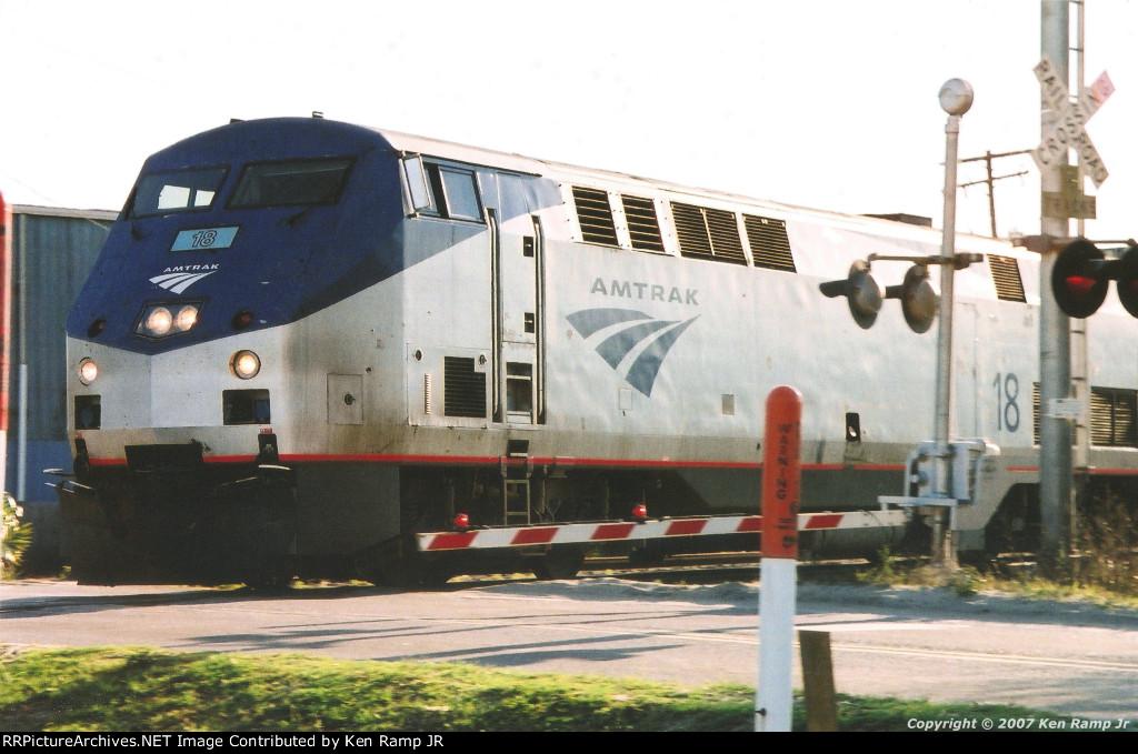 Amtrak 18
