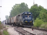 CSX's daily Q327 with leased power
