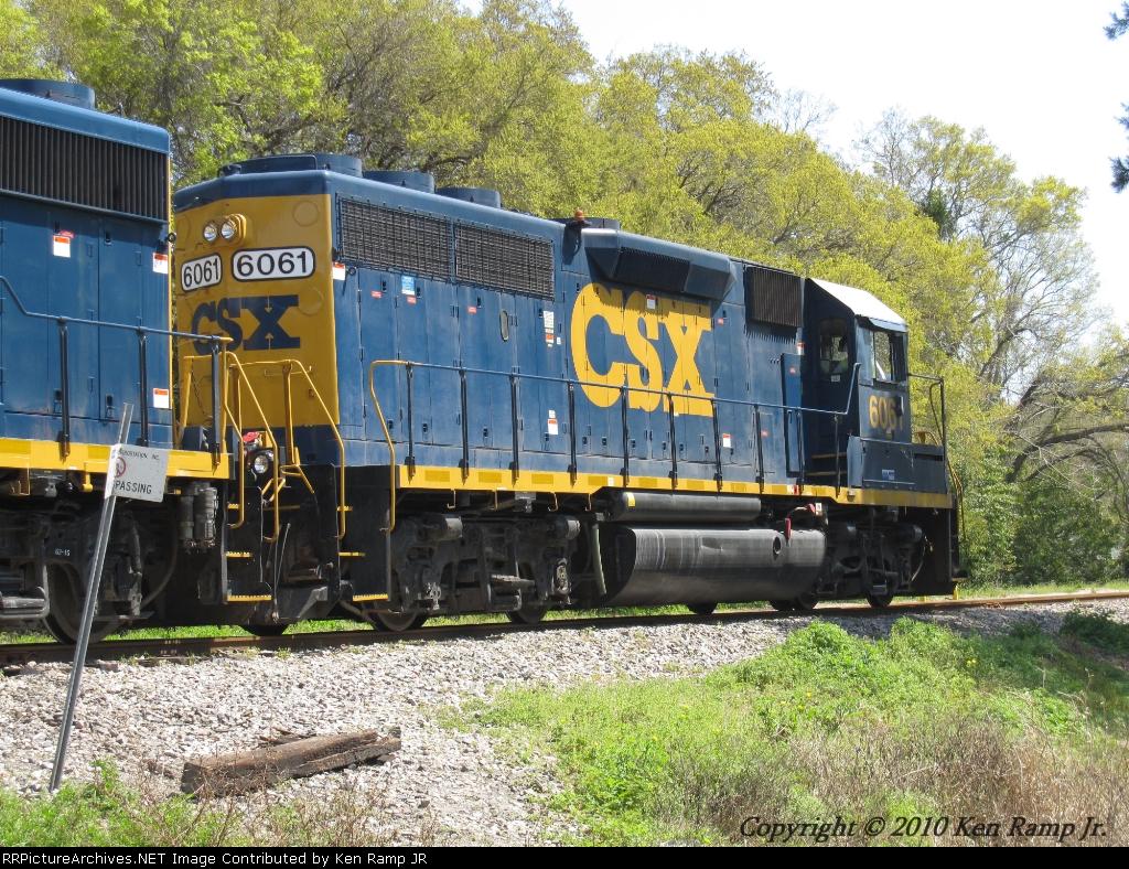 CSX #6061