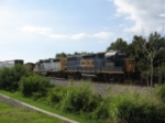 CSX switching in Clearwater
