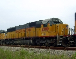 UP 2200 7th in 21 motor consist