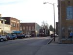 MTNR 1084 & 8294 street running on Railroad Ave,