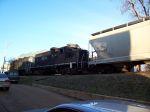 MTNR 1084 & 8294 starting onto Railroad Ave,