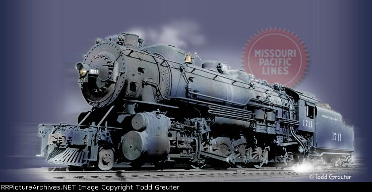 """Missouri Pacific Lines"""