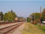 Coal train at Saint Albans