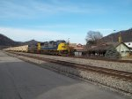 A Former CONRAIL Leader and Some New Hoppers