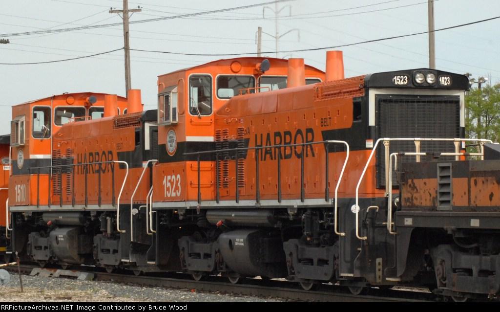 IHB 1523 & 1510