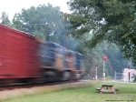 CSX train Q545