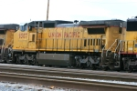 UP 9507 in the South Yard