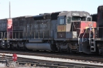 UP 7905 has already had had it's number replaced by a GE while awaiting disposition