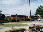 BNSF 6961