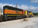 BNSF 8006