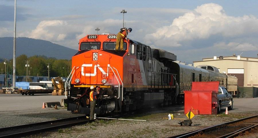 Chairman's Train