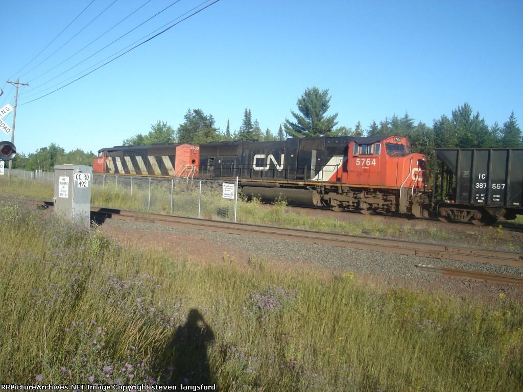 CN In The Yard