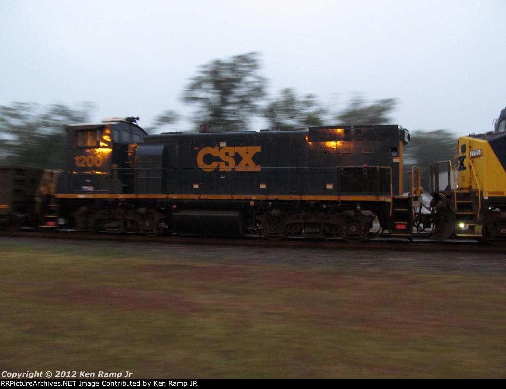 CSX 1200