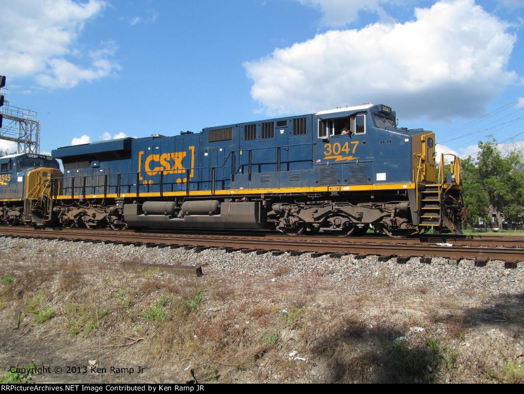 CSX 3047