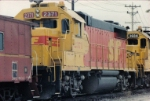 ATSF 2371 in Kodachrome
