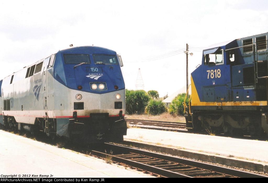 Amtrak Meets CSX
