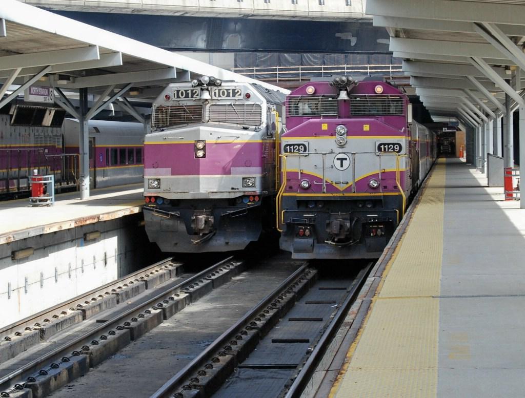 MBTA 1012 & 1129