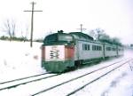 "New Haven ""Roger Williams"" RDC Train"
