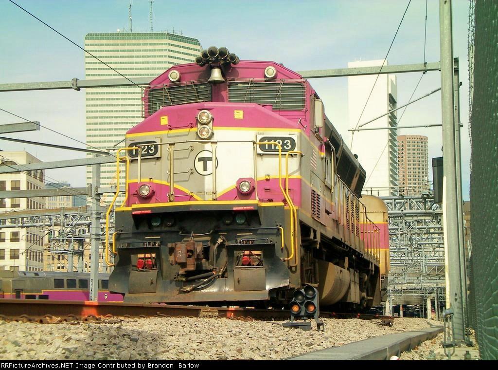 MBTA 1123