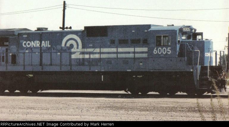 Conrail 6005