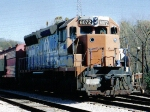 Conrail 6072
