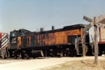 ex-Milwaukee Road MP15AC