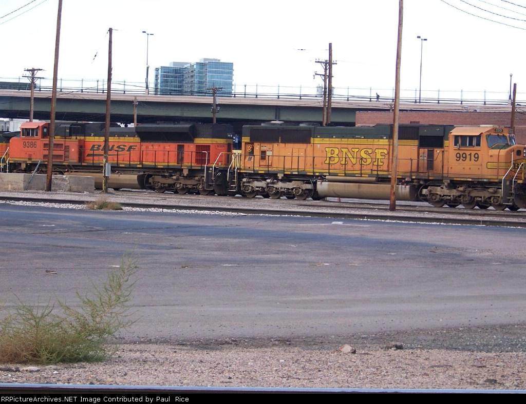 BNSF 9919