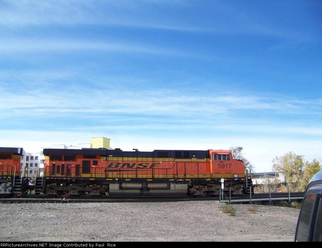 BNSF 5917