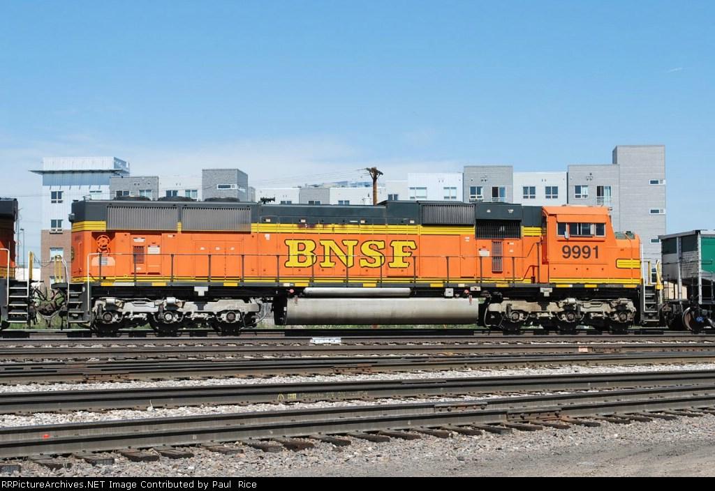 BNSF 9991