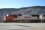 BNSF 8300 Leads The Beer Train