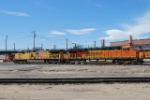 BNSF 7456 & UP 6060 Together And Ready