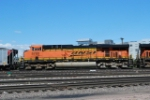 BNSF 5780 Coal Train Helper