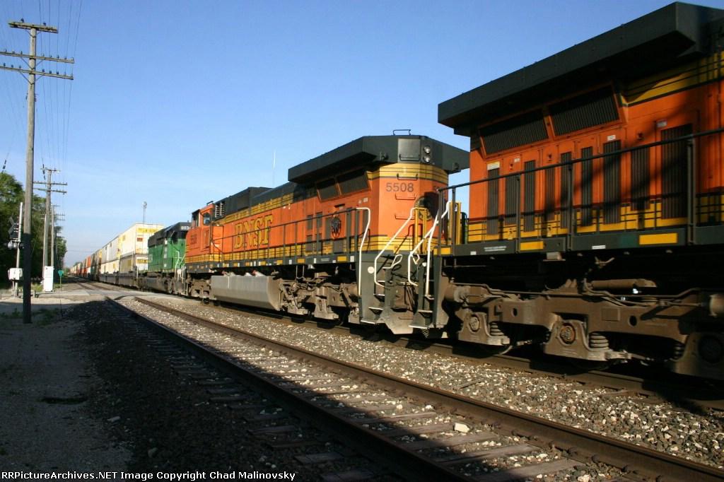 BNSF 5508