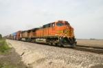 BNSF 5079 to LPC