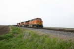 BNSF 4102 for WSP